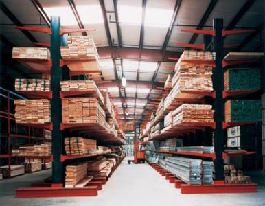 Cantilever Warehousing Storage Racks