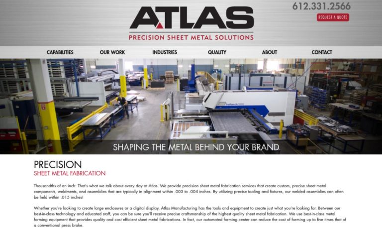 Atlas Manufacturing
