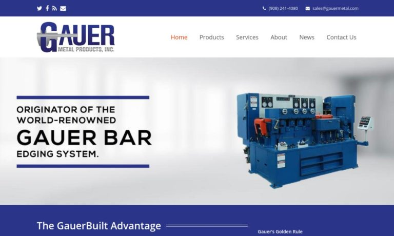 Gauer Metal Products