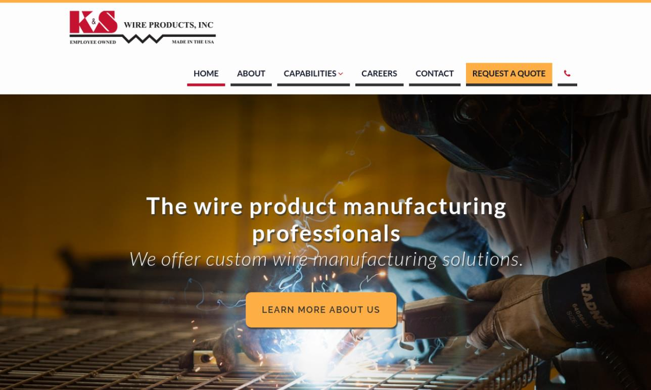 K & S Wire Products, Inc.