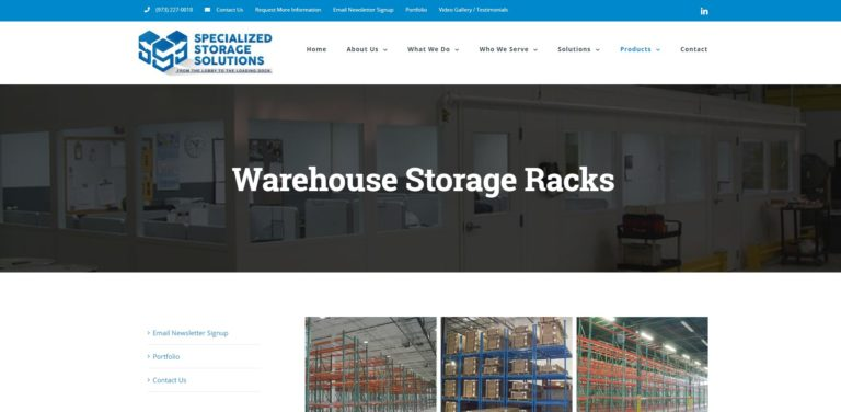 Specialized Storage Solutions Inc.