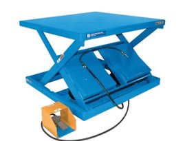 Single Air Spring Lift Tables – Advance Lifts, Inc.
