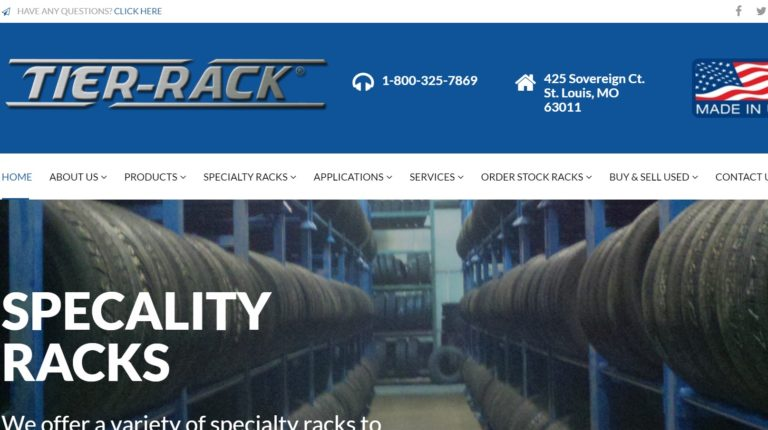 Tier-Rack® Corporation