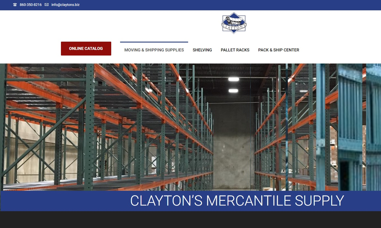 Clayton's Mercantile Supply, Inc.